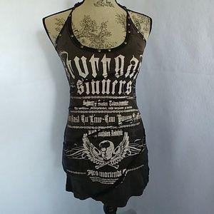 Salvage Women's Rocker Tunic Dress /Top